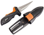 Mares Stilleto Dive Knife for Scuba Diving, Snorkeling or Water Sports
