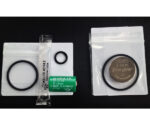 Battery Kit for Suunto Vytec, HelO2, Vyper Air Transmitter and Receiver (Complete)