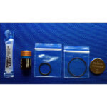 Battery Kit For Tusa Zen Air IQ-950 Dive Computer Complete